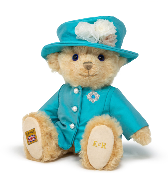 Queen Elizabeth II Bear