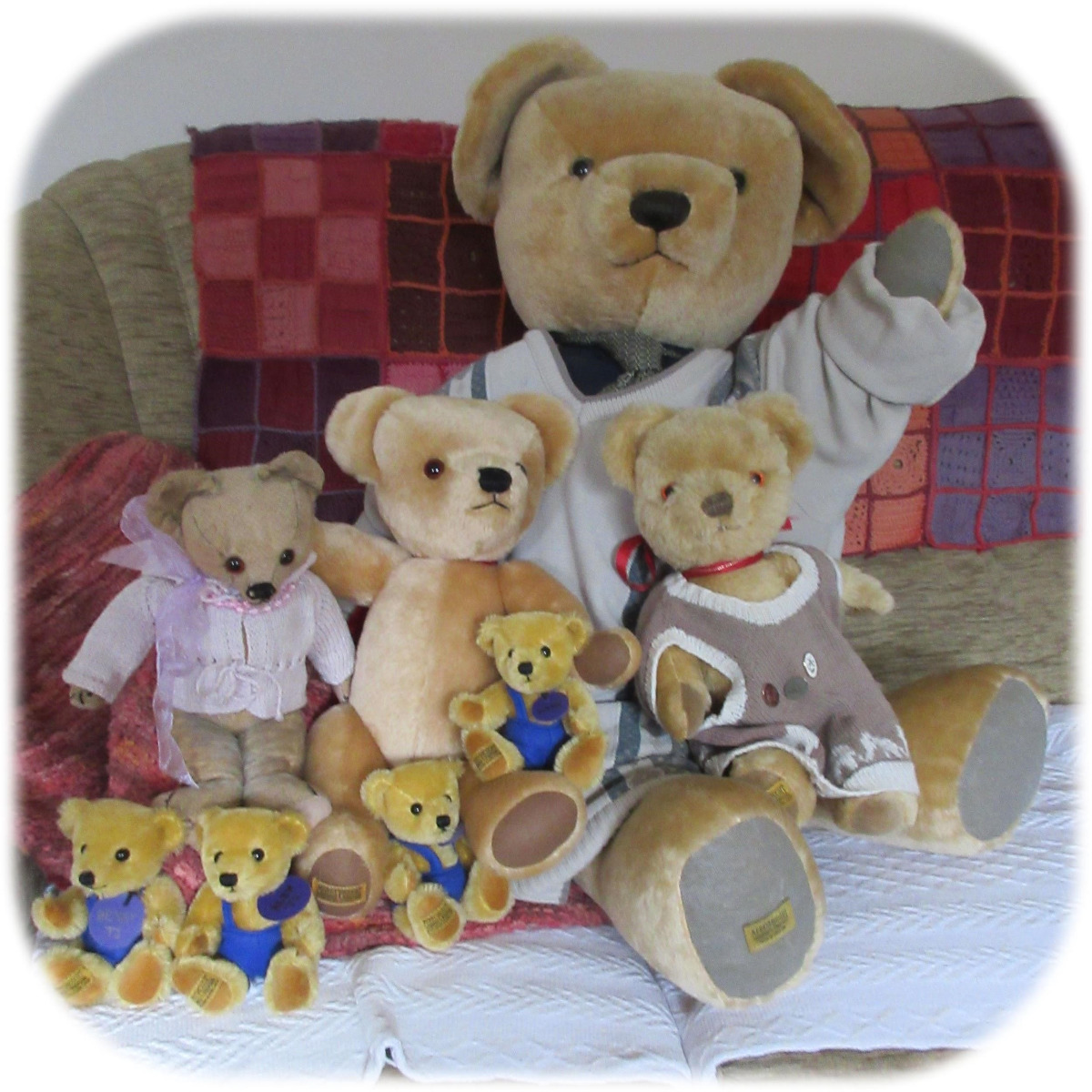 Merrythought Bear Collection