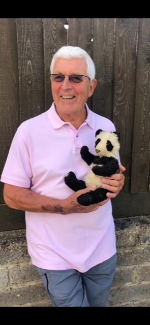 Brian and his Panda 2020