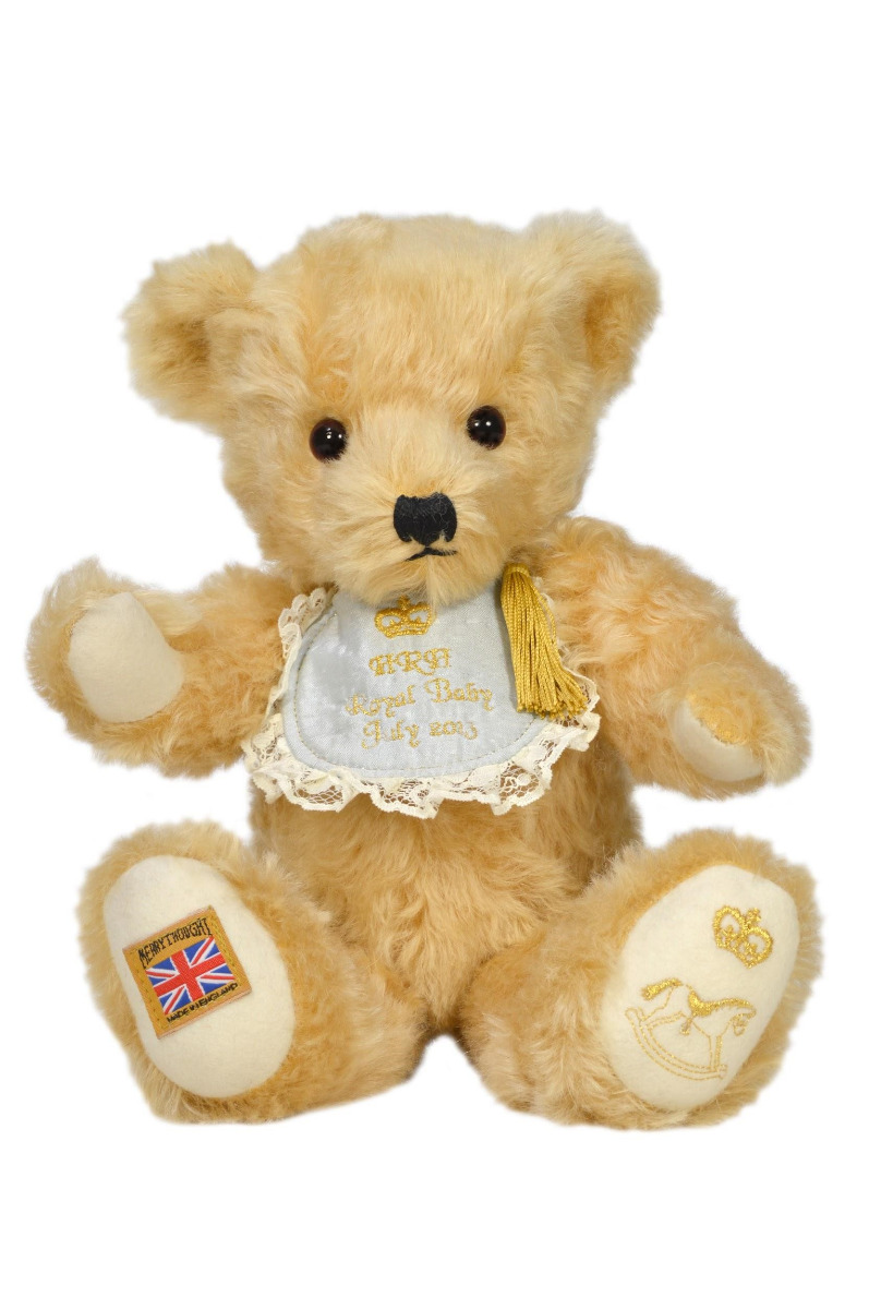 Merrythought Royal Baby Teddy Bear